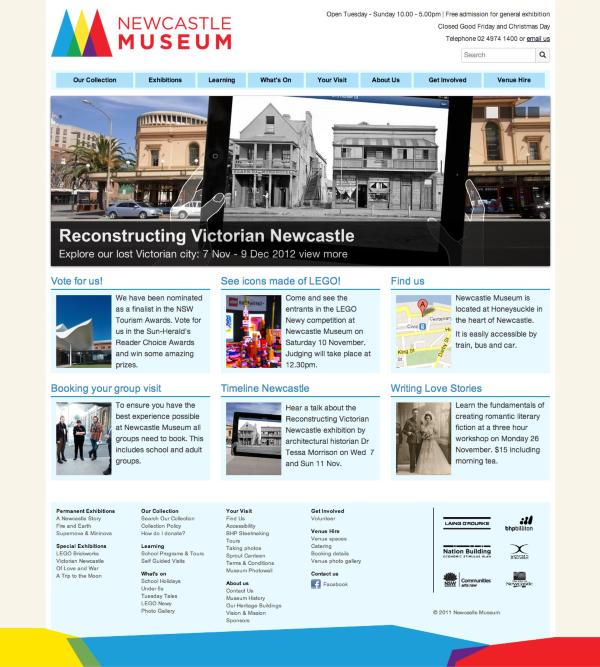 Newcastle Museum - Home